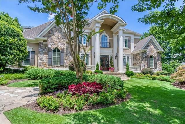 2556 Wynnton Drive, Duluth, GA 30097 (MLS #6807080) :: Tonda Booker Real Estate Sales