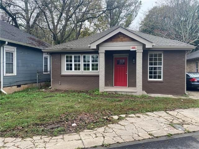 982 Mayson Turner Road NW, Atlanta, GA 30314 (MLS #6807091) :: Oliver & Associates Realty