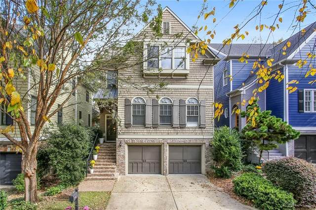 1290 Edmund Park Drive NE, Atlanta, GA 30306 (MLS #6807096) :: KELLY+CO