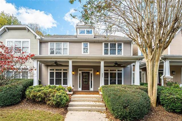205 Independence Way, Roswell, GA 30075 (MLS #6807200) :: Oliver & Associates Realty