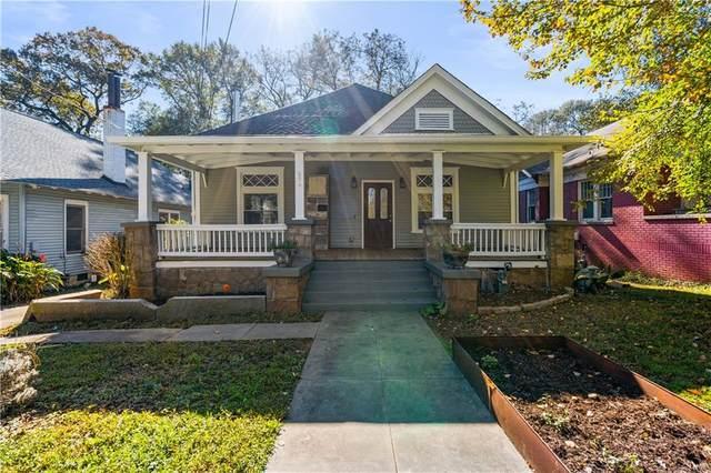 656 Pearce Street SW, Atlanta, GA 30310 (MLS #6807238) :: AlpharettaZen Expert Home Advisors