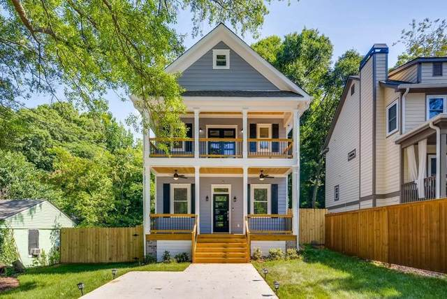 1132 Osborne Street SW, Atlanta, GA 30310 (MLS #6807260) :: Keller Williams Realty Atlanta Classic