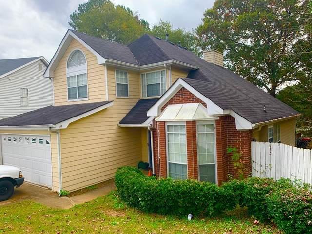885 Shore Drive, Lithonia, GA 30058 (MLS #6807266) :: Keller Williams Realty Atlanta Classic
