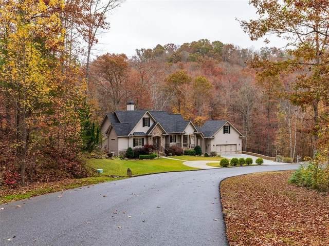 89 Wild Azalea Trail, Dahlonega, GA 30533 (MLS #6807334) :: North Atlanta Home Team