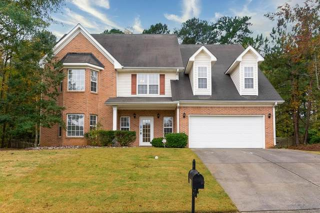 190 Virginia Highlands, Fayetteville, GA 30215 (MLS #6807348) :: 515 Life Real Estate Company