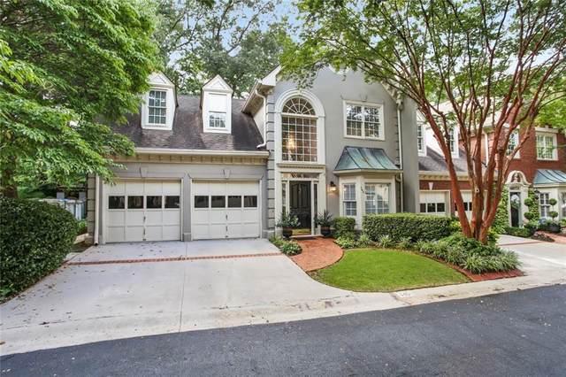6391 Glenridge Drive #145, Atlanta, GA 30328 (MLS #6807358) :: Oliver & Associates Realty