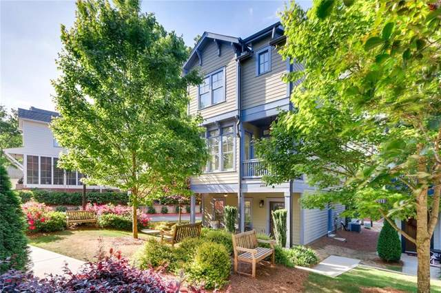 2011 Hibernia Bend, Decatur, GA 30030 (MLS #6807455) :: KELLY+CO
