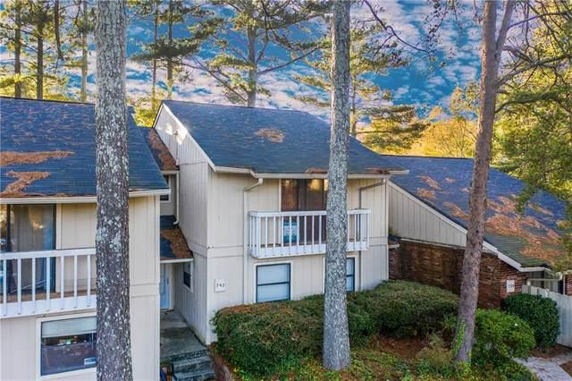 742 Hanover Lane SE, Marietta, GA 30067 (MLS #6807475) :: Oliver & Associates Realty
