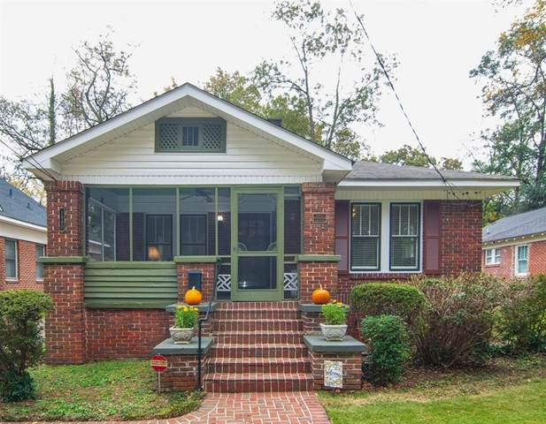 1880 Mercer Avenue, Atlanta, GA 30337 (MLS #6807488) :: Dillard and Company Realty Group