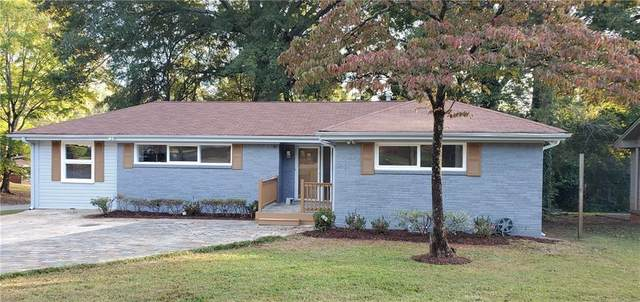 3043 Catalina Drive, Decatur, GA 30032 (MLS #6807499) :: 515 Life Real Estate Company