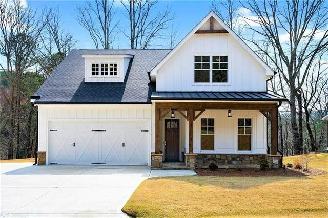 100 Sunset Peak Court, Waleska, GA 30183 (MLS #6807508) :: Keller Williams Realty Atlanta Classic