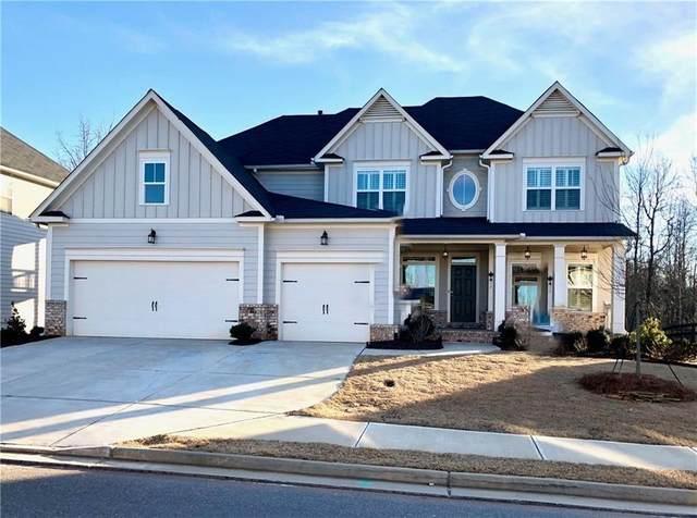 119 Crest Brooke Drive, Holly Springs, GA 30115 (MLS #6807545) :: North Atlanta Home Team