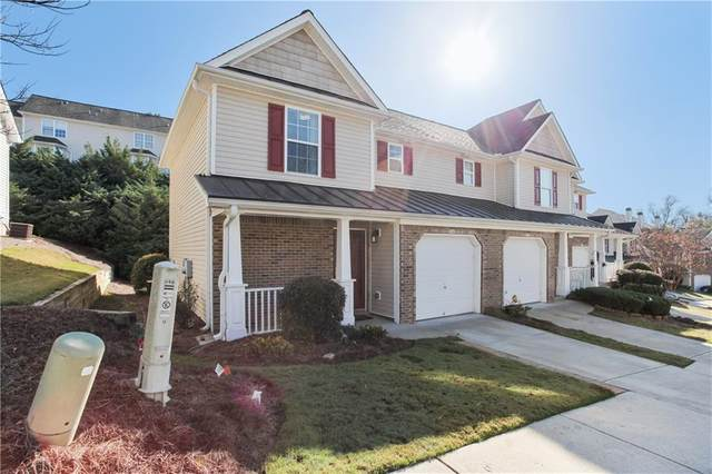 546 Fox Creek Crossing, Woodstock, GA 30188 (MLS #6807564) :: Path & Post Real Estate
