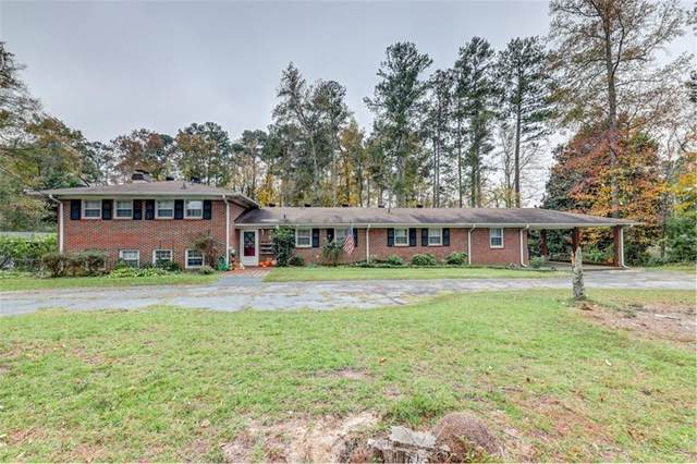 1487 Milford Church Road, Marietta, GA 30008 (MLS #6807584) :: Path & Post Real Estate