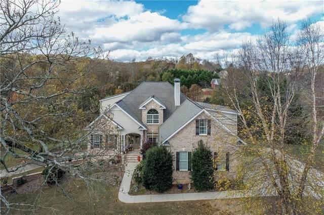 5667 Britt Whitmire Road, Gainesville, GA 30506 (MLS #6807598) :: Kennesaw Life Real Estate