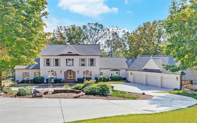 2468 Basin Drive, Gainesville, GA 30506 (MLS #6807607) :: North Atlanta Home Team