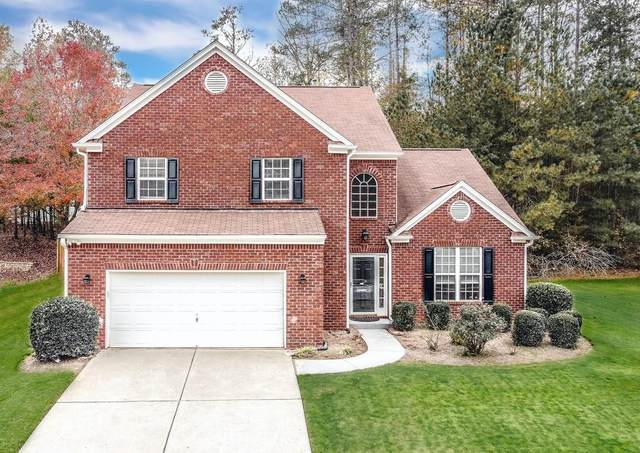 323 Ivy Manor Drive NW, Marietta, GA 30064 (MLS #6807643) :: Keller Williams Realty Atlanta Classic