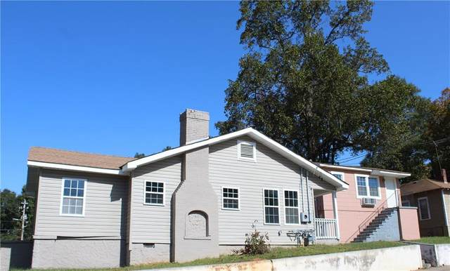 2110 Newnan Street #1, East Point, GA 30344 (MLS #6807669) :: Oliver & Associates Realty