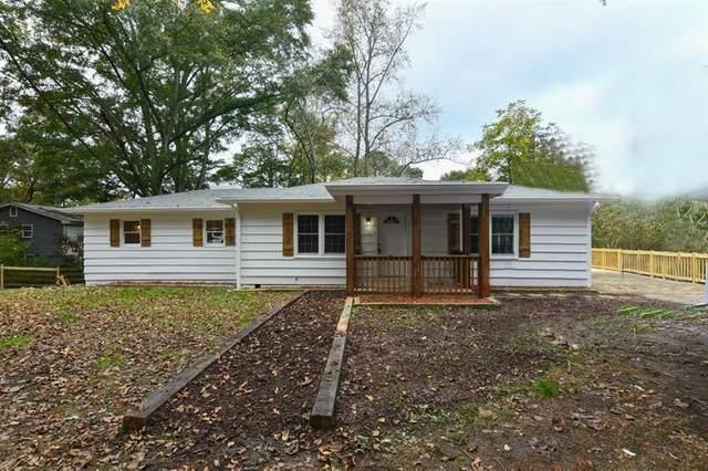 1147 Arbor Hill Road, Canton, GA 30115 (MLS #6807682) :: RE/MAX Prestige