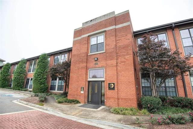 1261 Caroline Street NE #222, Atlanta, GA 30307 (MLS #6807709) :: Dillard and Company Realty Group
