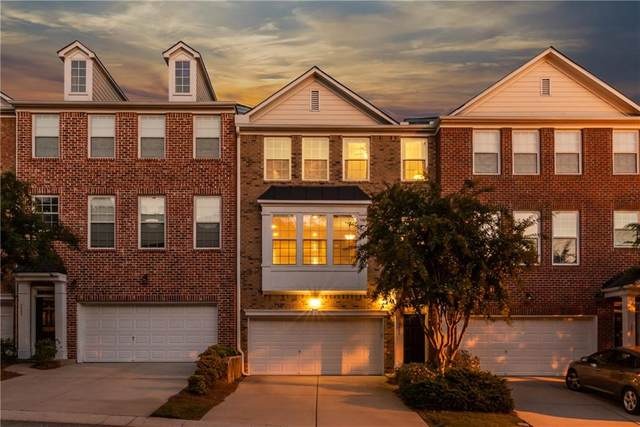 3660 Chattahoochee Summit Drive SE, Atlanta, GA 30339 (MLS #6807803) :: North Atlanta Home Team