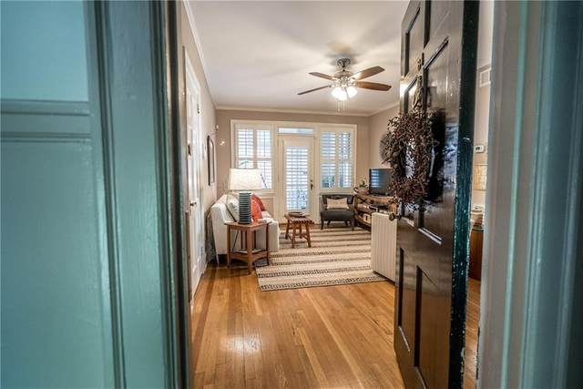 8 Collier Road B4, Atlanta, GA 30309 (MLS #6807822) :: The North Georgia Group