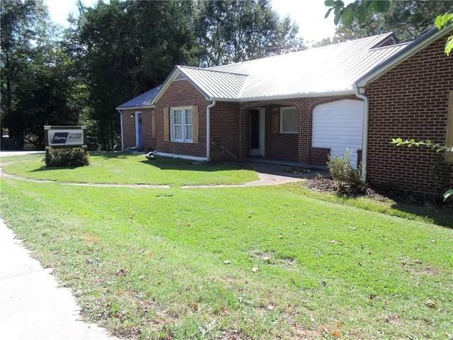 802 N Park Street, Carrollton, GA 30117 (MLS #6807865) :: North Atlanta Home Team