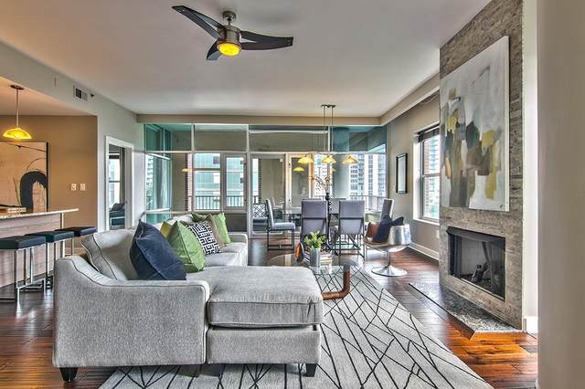 845 Spring Street NW #429, Atlanta, GA 30308 (MLS #6807870) :: KELLY+CO