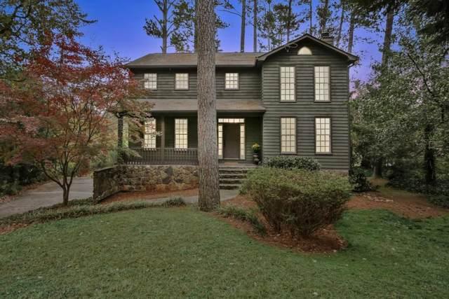 1095 Lake Drive, Roswell, GA 30075 (MLS #6807883) :: Keller Williams Realty Atlanta Classic