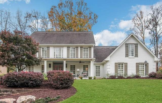 4793 Fitzpatrick Way, Peachtree Corners, GA 30092 (MLS #6807898) :: Rock River Realty