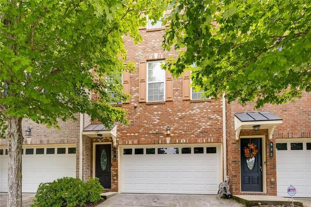 526 Williamson Street SE #375, Marietta, GA 30060 (MLS #6807915) :: North Atlanta Home Team