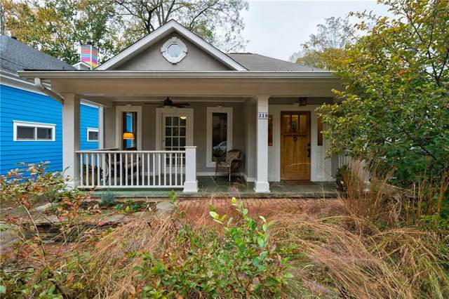 318 Arizona Avenue NE, Atlanta, GA 30307 (MLS #6807952) :: KELLY+CO