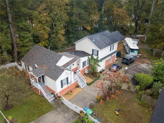 4431 Elmdale Drive, Tucker, GA 30084 (MLS #6807956) :: North Atlanta Home Team