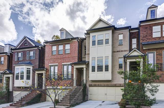 3705 Broughton Circle, Atlanta, GA 30339 (MLS #6808023) :: North Atlanta Home Team