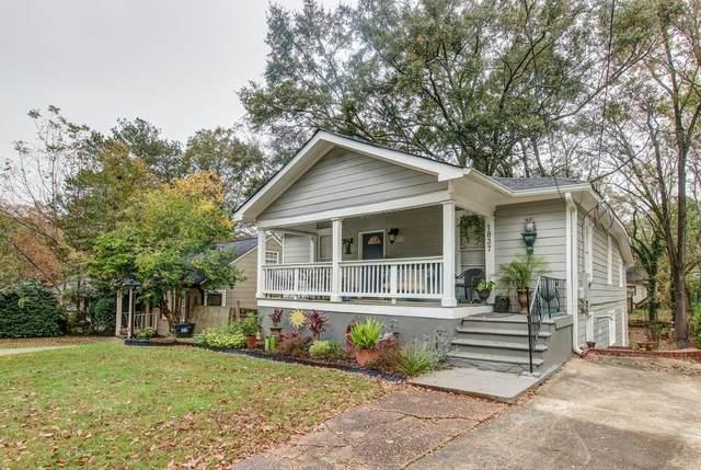 1837 Dorsey Avenue, East Point, GA 30344 (MLS #6808032) :: North Atlanta Home Team