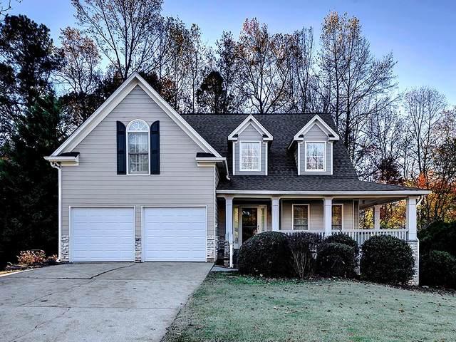350 Evans Mill Drive, Dallas, GA 30157 (MLS #6808045) :: North Atlanta Home Team