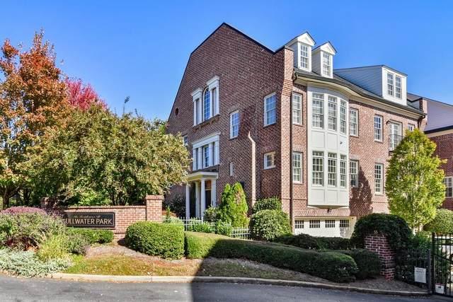 1325 Lullwater Park Circle, Atlanta, GA 30307 (MLS #6808061) :: AlpharettaZen Expert Home Advisors