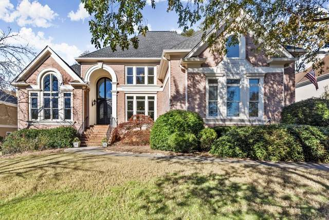4000 Falls Ridge Drive, Alpharetta, GA 30022 (MLS #6808100) :: North Atlanta Home Team