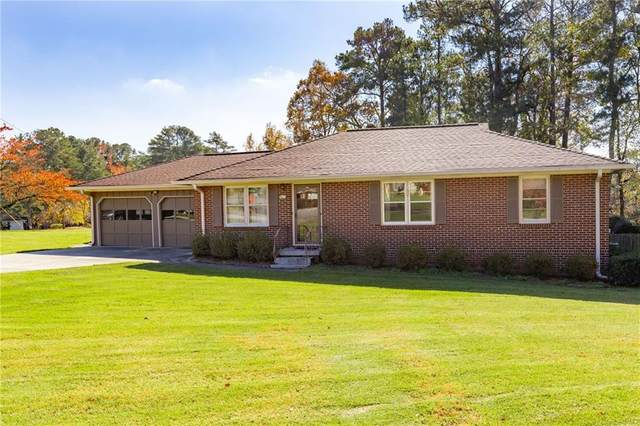 820 Timberland Street SE, Smyrna, GA 30080 (MLS #6808116) :: North Atlanta Home Team