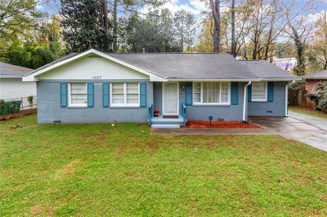 1657 Carter Road, Decatur, GA 30032 (MLS #6808170) :: 515 Life Real Estate Company