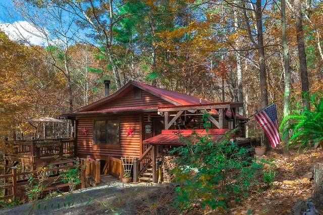 116 N Cherokee Drive, Blue Ridge, GA 30513 (MLS #6808194) :: Kennesaw Life Real Estate