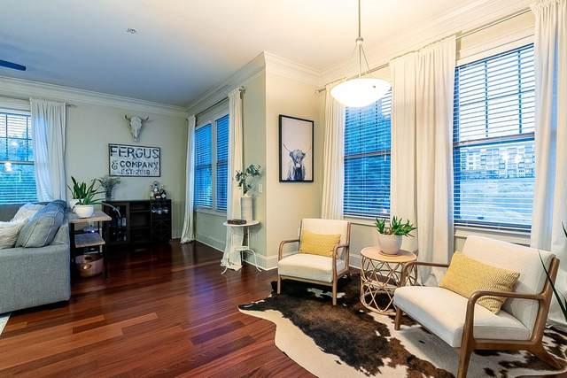 3621 Vinings Slope SE #1540, Atlanta, GA 30339 (MLS #6808200) :: AlpharettaZen Expert Home Advisors