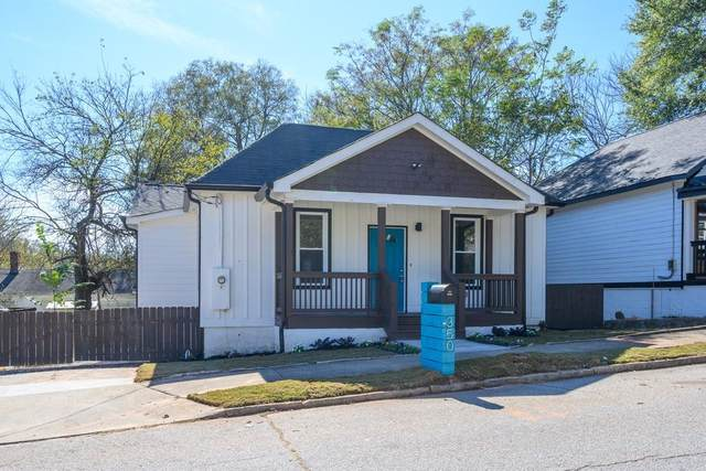 350 Arthur Street SW, Atlanta, GA 30310 (MLS #6808216) :: Rock River Realty