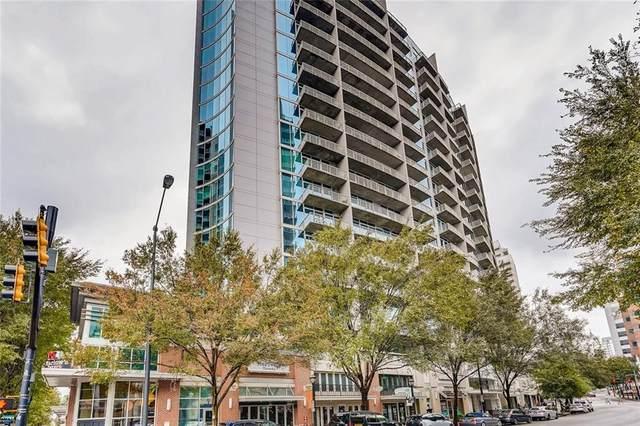 950 W Peachtree Street NW #405, Atlanta, GA 30309 (MLS #6808218) :: Dillard and Company Realty Group