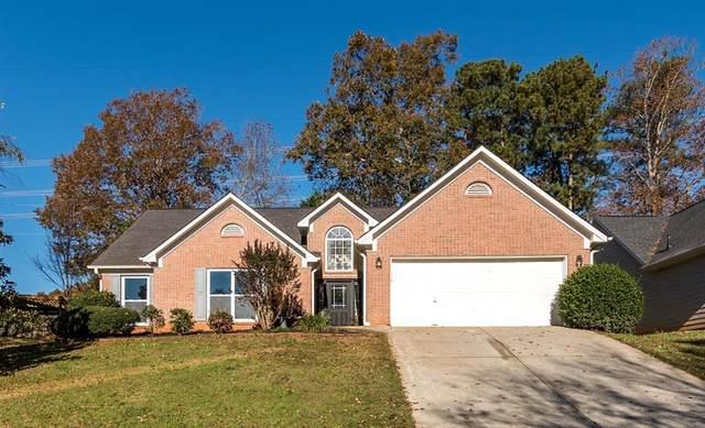 2420 Walnut Grove Way, Suwanee, GA 30024 (MLS #6808223) :: Tonda Booker Real Estate Sales