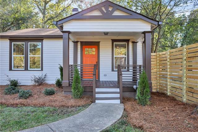 1846 Connally Drive, East Point, GA 30344 (MLS #6808238) :: Oliver & Associates Realty