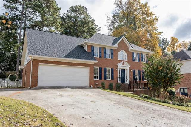 5064 Oak Leaf Terrace, Stone Mountain, GA 30087 (MLS #6808274) :: The Cowan Connection Team
