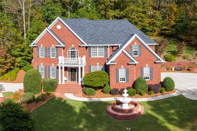 3358 Confederate Point, Canton, GA 30115 (MLS #6808277) :: RE/MAX Prestige