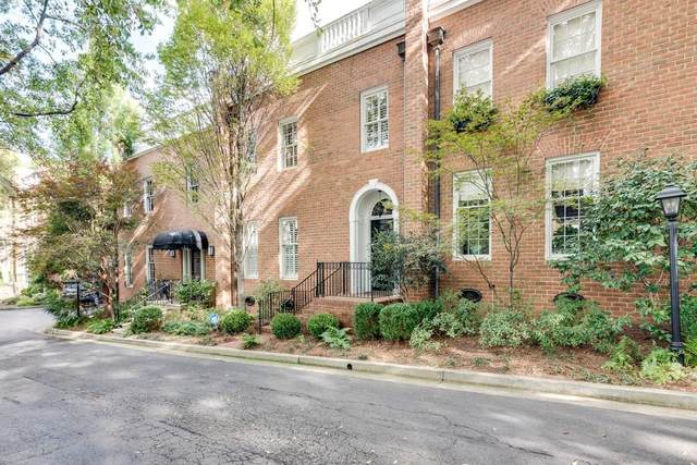 3131 Slaton Drive NW #27, Atlanta, GA 30305 (MLS #6808313) :: The Butler/Swayne Team
