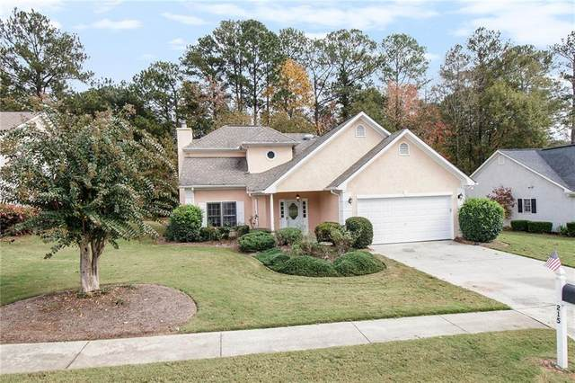 215 Fenwyck Commons, Fayetteville, GA 30214 (MLS #6808371) :: Path & Post Real Estate